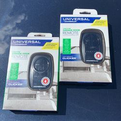 2- Universal By Chamberlain Garage Door Remote for Sale in Hollywood,  FL
