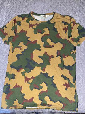 ElevenParis men's camo t-shirt. for Sale in New York, NY