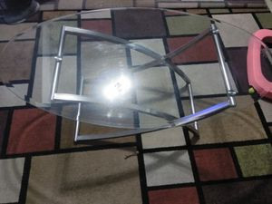 Glass Coffee table and end tables set for Sale in Phoenix, AZ