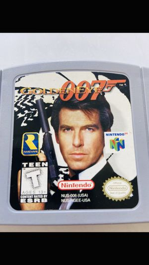 007 Nintendo 64 for Sale in Temple City, CA