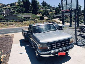 Ford F350 xlt diesel 1995 for Sale in El Cajon, CA