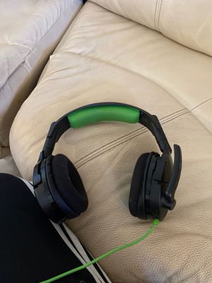 Turtle beach gaming headset for Sale in San Ramon, CA