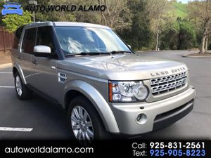2013 Land Rover LR4 for Sale in Alamo, CA