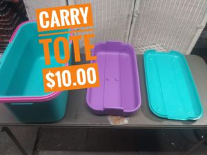 Carry tote for Sale in Tacoma, WA