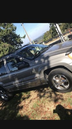 2001 Jeep Grand Cherokee for Sale in Milwaukie,  OR