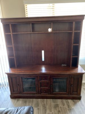 Tv stand / Entertainment Center for Sale in Queen Creek, AZ