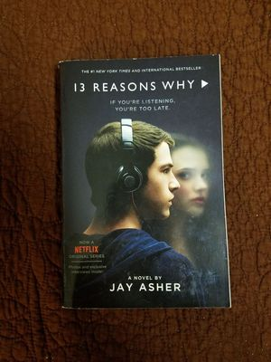 13 reasons why by jay asher for Sale in Sanger, CA