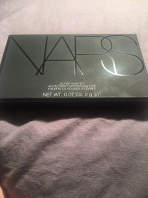 "NARS ""Super Wanted"" Lip Pallete for Sale in Knoxville, TN"