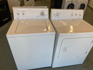 Kenmore washer and dryer set works like new for Sale in Littleton, CO