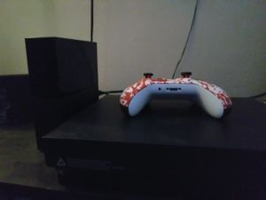 Xbox One X for Sale in San Bernardino, CA