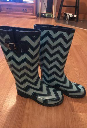 Austin trading co. Rain boots for Sale in Dalton, GA