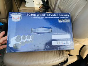 Security cameras BRAND NEW! for Sale in Pompano Beach, FL