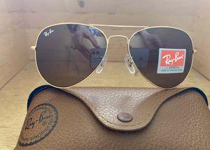 Brand New Authentic Aviator Sunglasses for Sale in San Antonio, TX