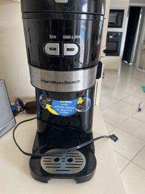 Hamilton beach single serve coffee maker for Sale in Plantation, FL