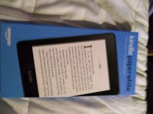 Kindle Paperwhite for Sale in HILLTOP MALL, CA