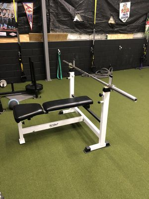 Bench press for Sale in Fort Wayne, IN