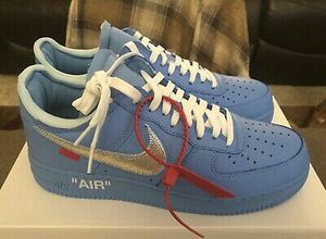 Deadstock Nike x Off-White Air Force 1 '07 MCA Virgil Abloh Size 9.5 for Sale in Beverly Hills, CA