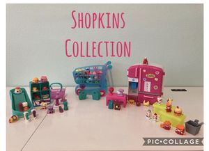 Shopkins collection for Sale in Pembroke Pines, FL