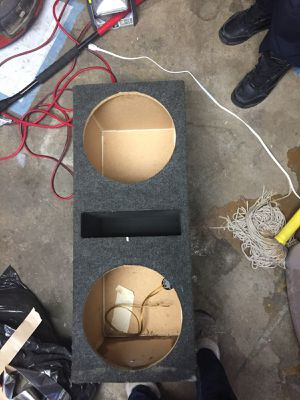 Subwoofer Box for Sale in St. Louis, MO