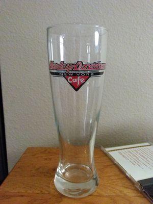 Harley-Davidson beer glass for Sale in Austin, TX