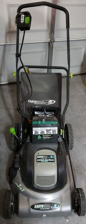 Earth wise electric lawn mower for Sale in Las Vegas, NV