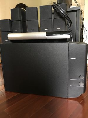 Bose Lifestyle 25 Series II Home theater system for Sale in Austin, TX