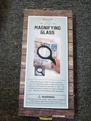 Large magnifying glass for Sale in Phoenix, AZ