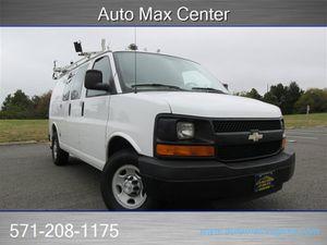 2009 Chevrolet Express Cargo Van for Sale in  Manassas, VA