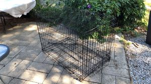 Large dog cage for Sale in Dallas, TX