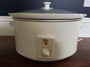 Elite Slow Cooker for Sale in Bonita Springs, FL