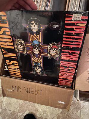 Guns N' Roses vinyl for Sale in San Antonio, TX