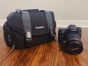 Canon 70D + Lens/Accessories for Sale in Orlando, FL