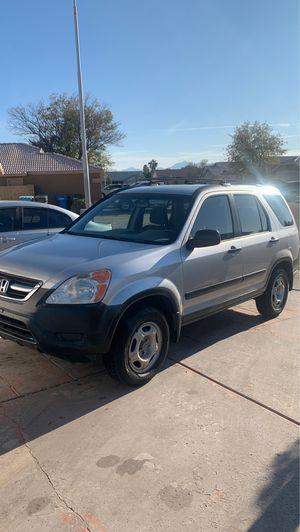 2002 Honda CRV for Sale in Glendale, AZ