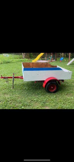 Small utility trailer for Sale in Franklin, TN