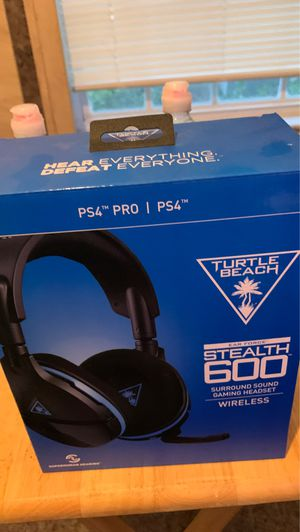 Turtle beach ps4 headset for Sale in Riverview, FL