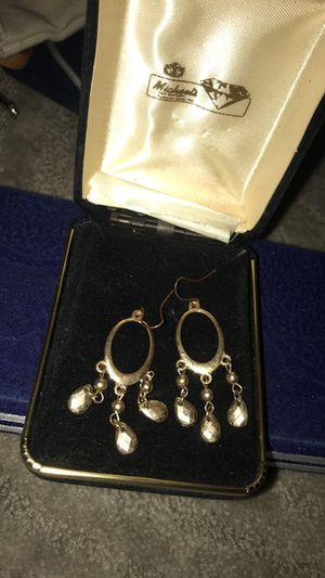 Vintage costume earrings for Sale in Saint Joseph, MO
