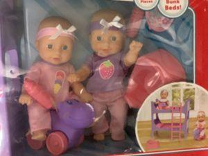 Twin dolls for Sale in San Bernardino, CA