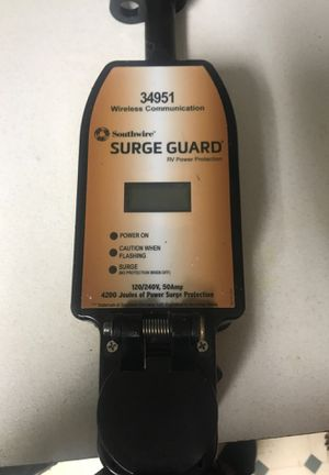 Surge guard RV power protection OBO for Sale in Stanley, NC