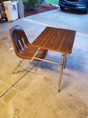 Student Chair Desk for Sale in Auburndale, FL