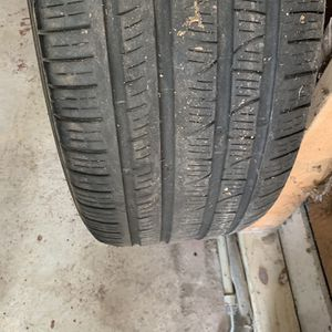 Pirrelli 295/45/ZR20 Tires(3) for Sale in Monroe Township, NJ
