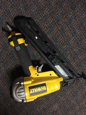 Dewalt 16 gauge nail gun for Sale in Reynoldsburg, OH
