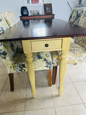 Antique Table with chairs for Sale in Spring, TX
