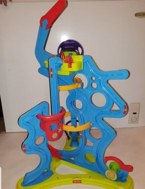 Fisher Price Magnetic Spinnyos Giant Yo-ller Coaster Kids Toy Ages 3 & Up for Sale in Jacksonville, FL