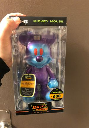 Mucky mouse Hikari 200 piece for Sale in Upland, CA