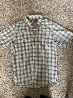 Patagonia Men's Bandito Shirt - Size S for Sale in La Habra Heights, CA