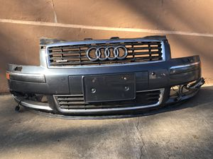Front Bumper - 2005 Audi A8L Quattro for Sale in Irving, TX
