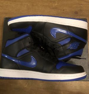 Jordan 1 Mid Royal for Sale in Little Chute, WI