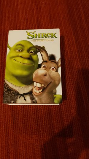 Shrek collection for Sale in Leominster, MA