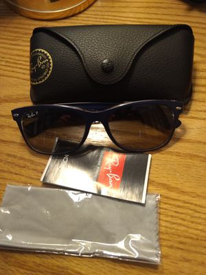 New RayBan sunglasses. Moving, check out my offers, make it a package deal! for Sale in Pine, CO