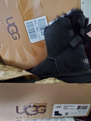 Uggs black mini Bailey boots for Sale in Wichita, KS